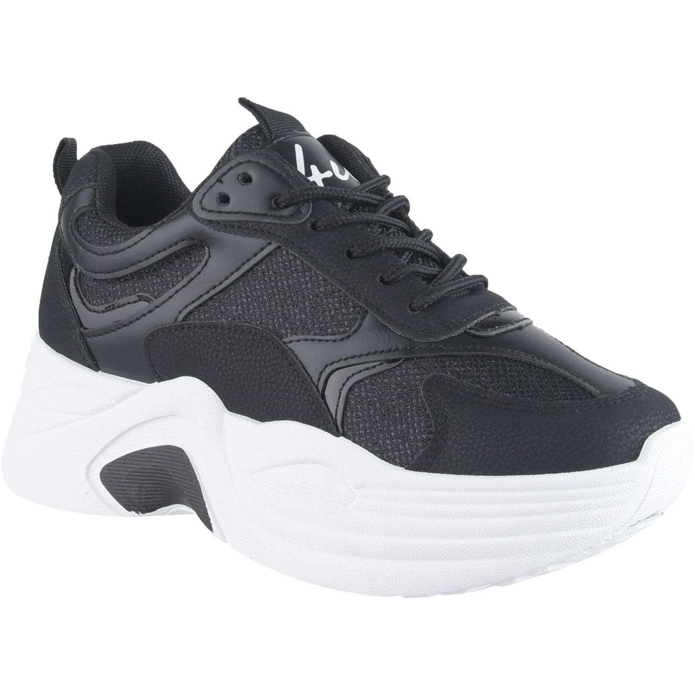 Platanitos Z 0820 Negro Zapatillas de moda