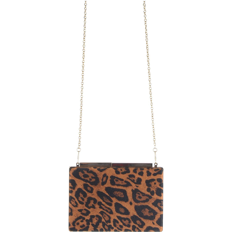 Platanitos Mfh899b Leopardo Carteras con asa