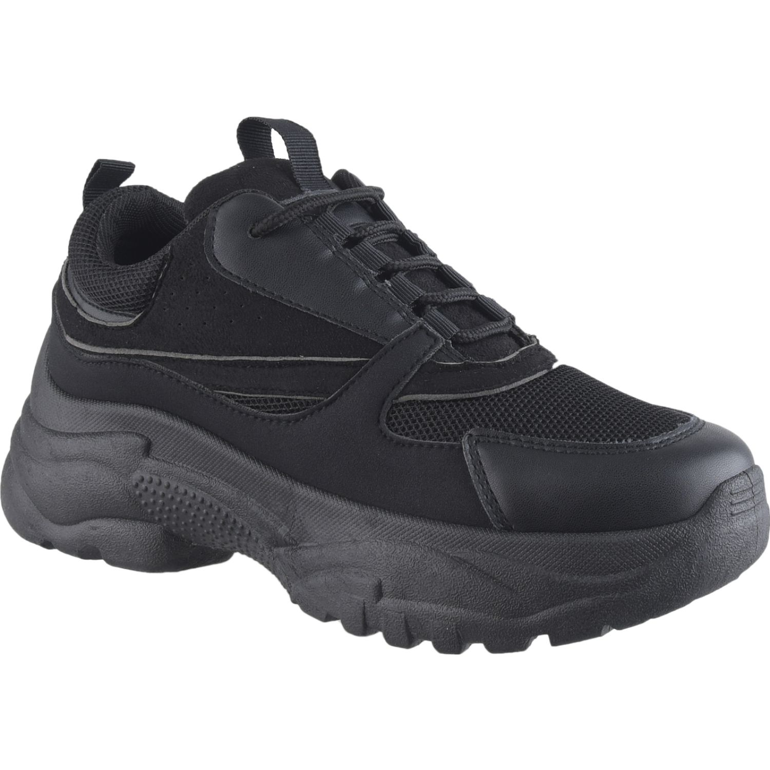 Platanitos Z 0040 Negro Zapatillas Fashion