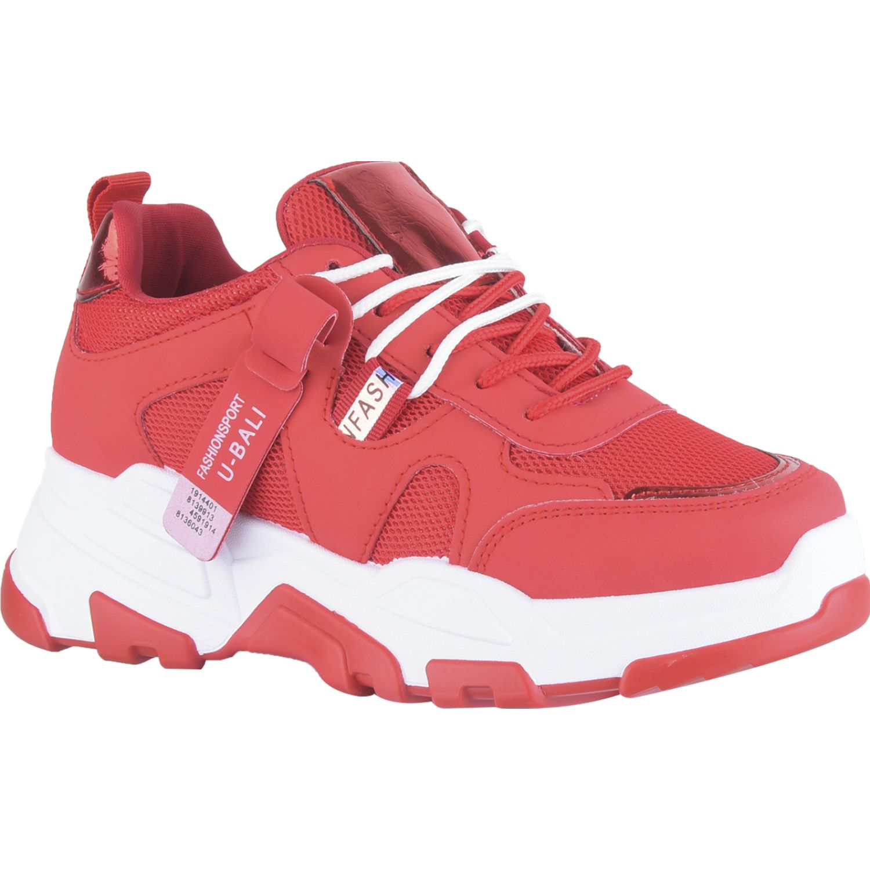 Platanitos Z X001 Rojo Zapatillas Fashion