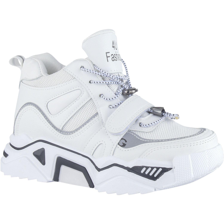 Platanitos Z 635 Blanco Zapatillas Fashion