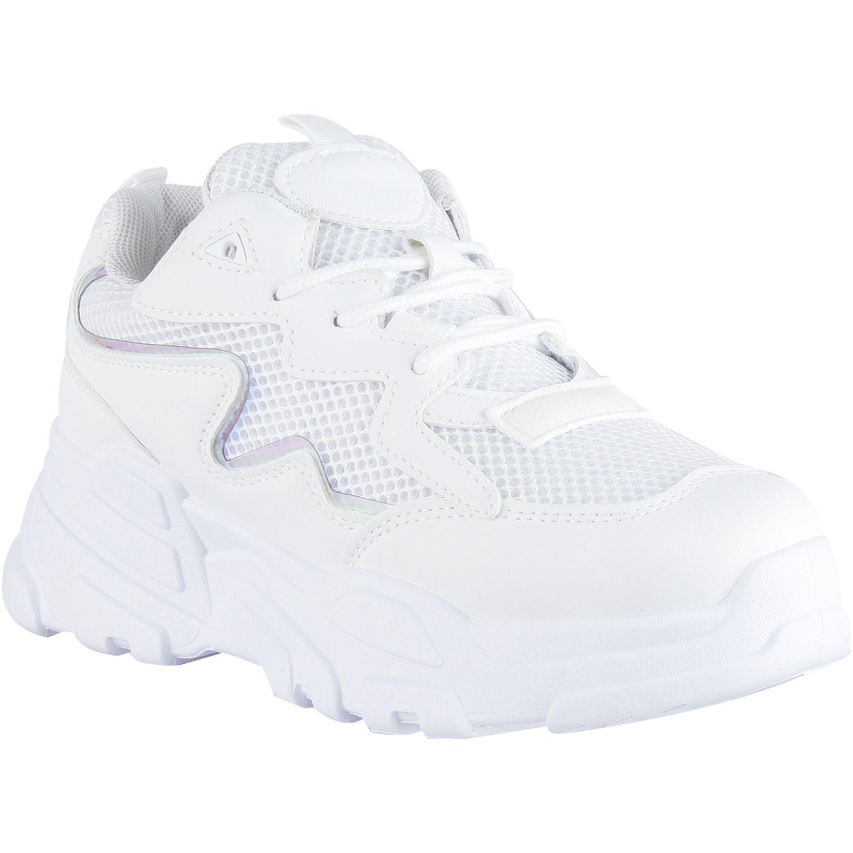 Platanitos Z 3009 Blanco Zapatillas de moda
