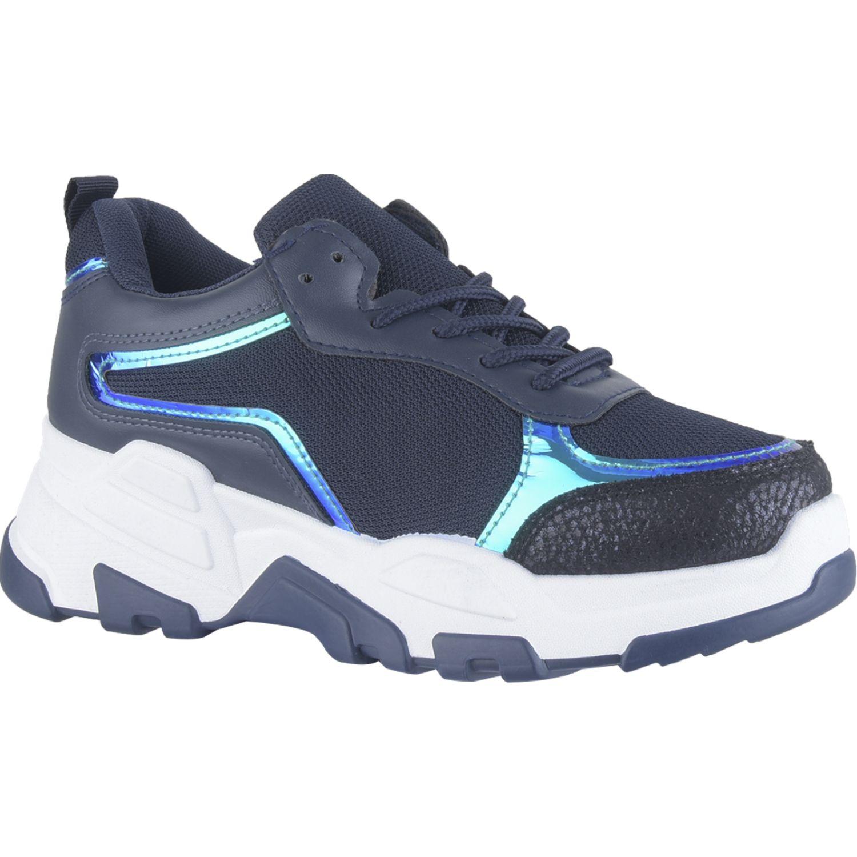 Platanitos Z X022 Azul Zapatillas Fashion