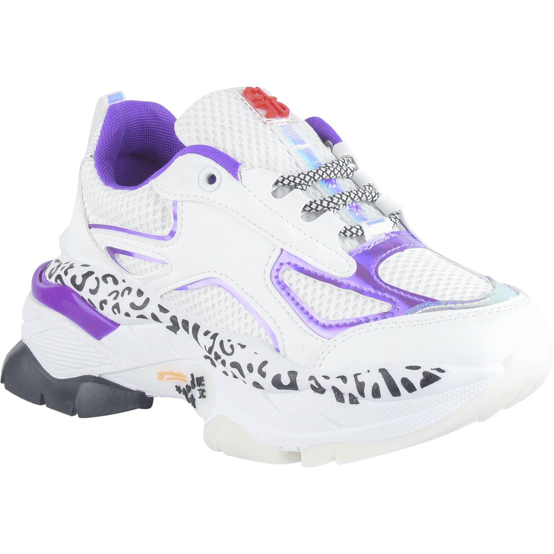 Platanitos Z 016 Blanco Zapatillas de moda