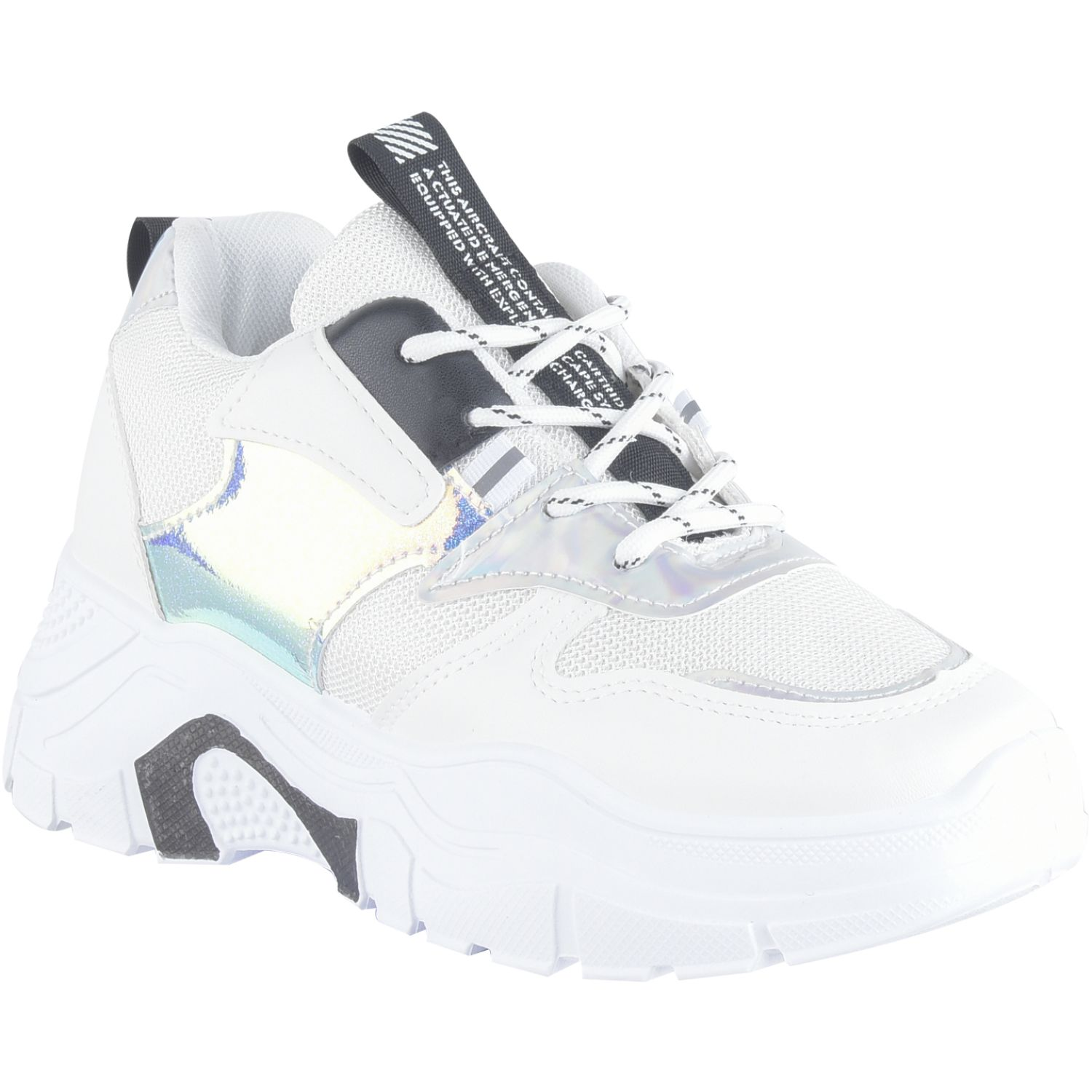 Platanitos Z 037 Blanco Zapatillas Fashion
