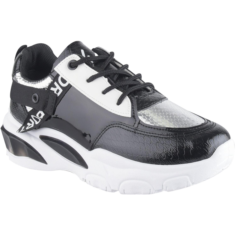 Platanitos Z 0980 Negro Zapatillas de moda
