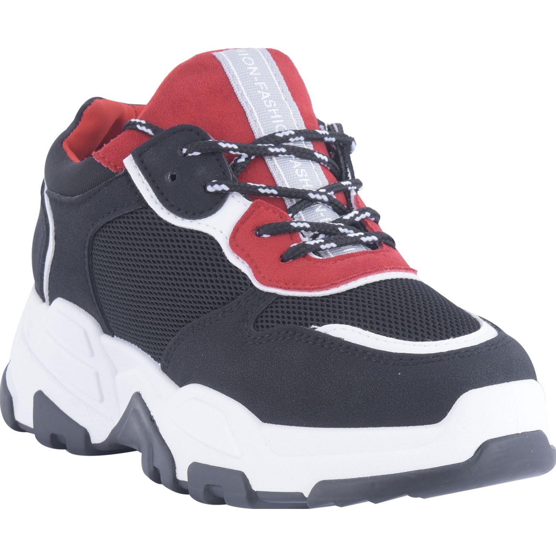 Platanitos Z 0223 Negro Zapatillas de moda