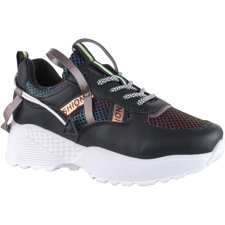 Platanitos Z 2210 Negro Zapatillas de moda