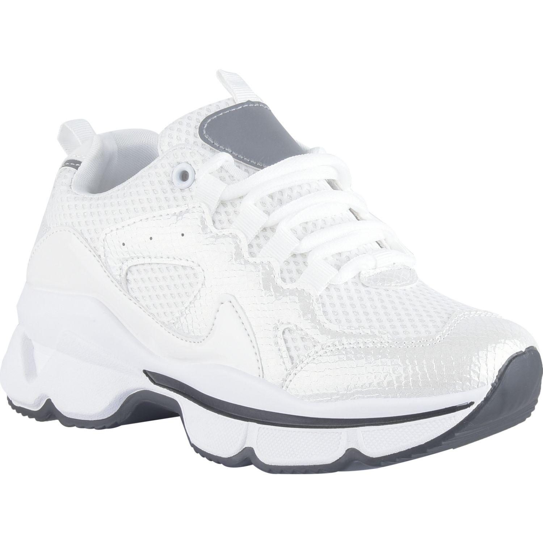 Platanitos Z 2158 Blanco Zapatillas de moda