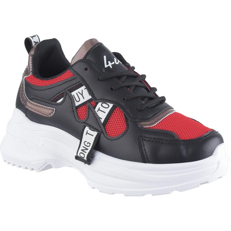 Platanitos Z 7014 Negro Zapatillas de moda