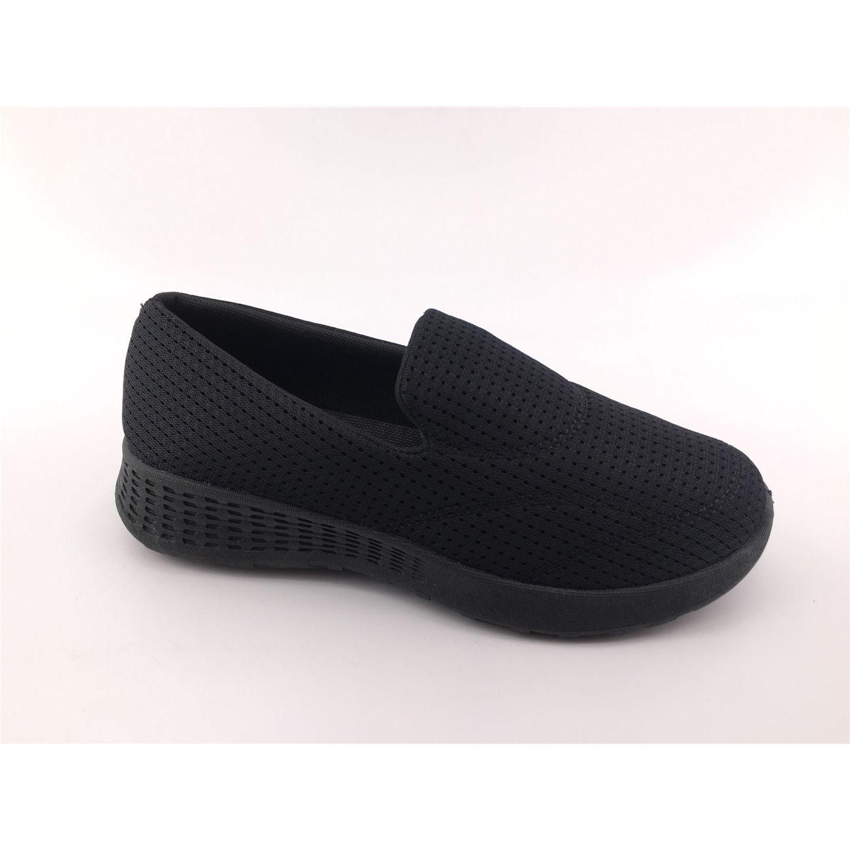 Platanitos Z 3a51 Negro Zapatillas de moda