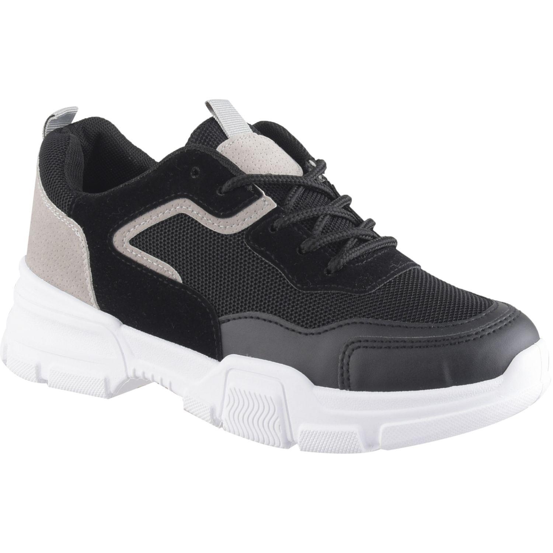 Platanitos Z 116 Negro Zapatillas de moda