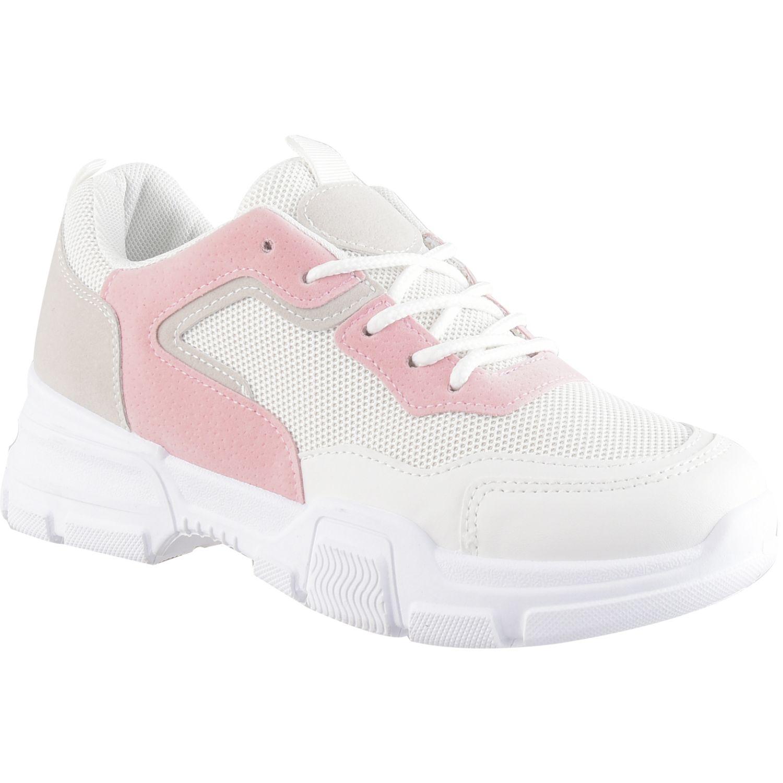 Platanitos Z 116 Blanco Zapatillas de moda