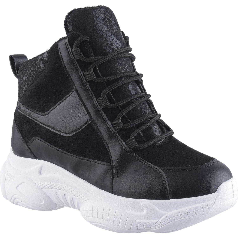 Platanitos Zb 5004 Negro Zapatillas de moda
