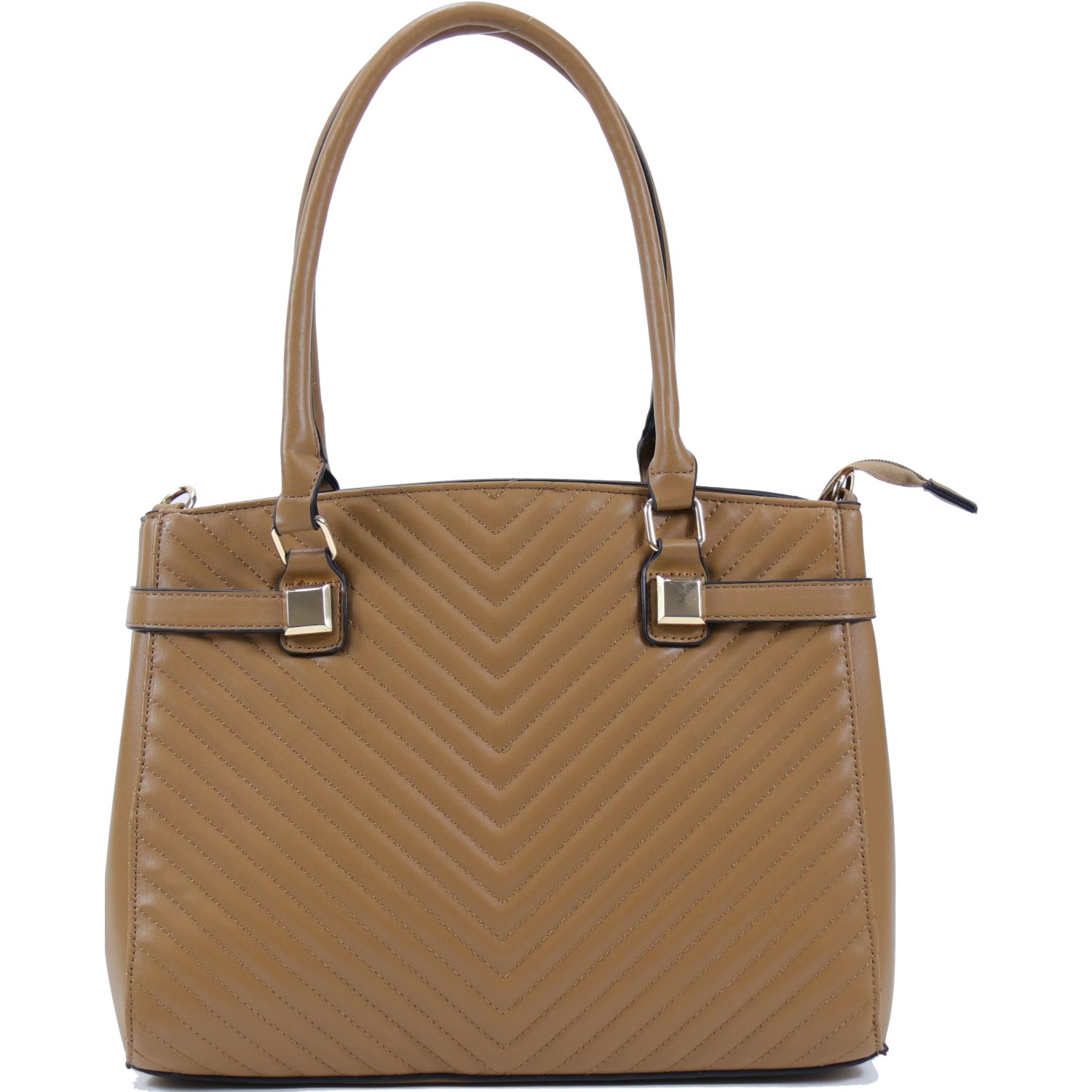 Platanitos SDT10033 Marron Carteras con Asa
