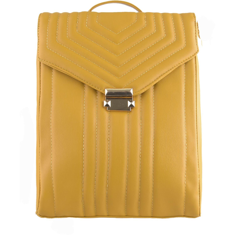 Platanitos 2477 Amarillo Mochilas de moda