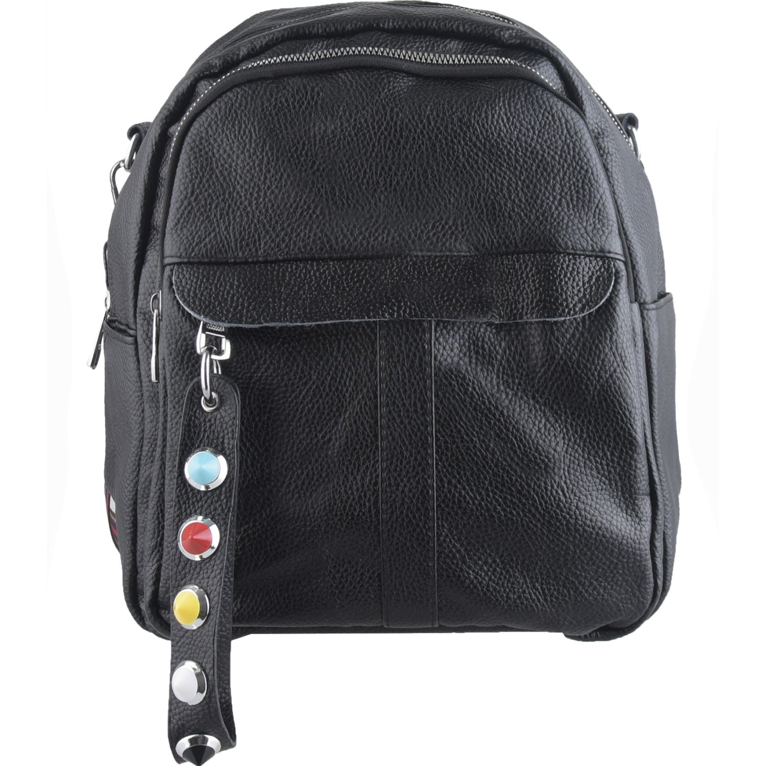 Platanitos 6705 Negro Mochilas Fashion