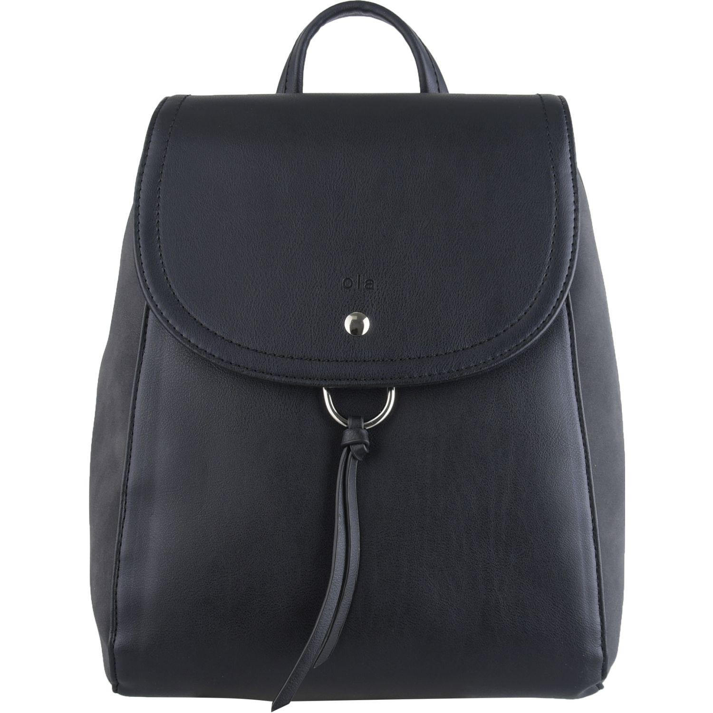 Platanitos G-9206 Negro Mochilas de moda