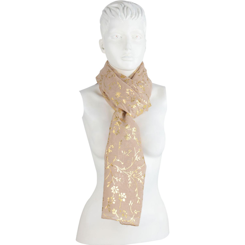 Platanitos 1022065 Beige Bufandas Fashion