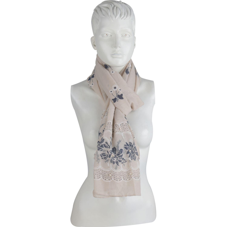 Platanitos 1022016 Beige Bufandas de moda