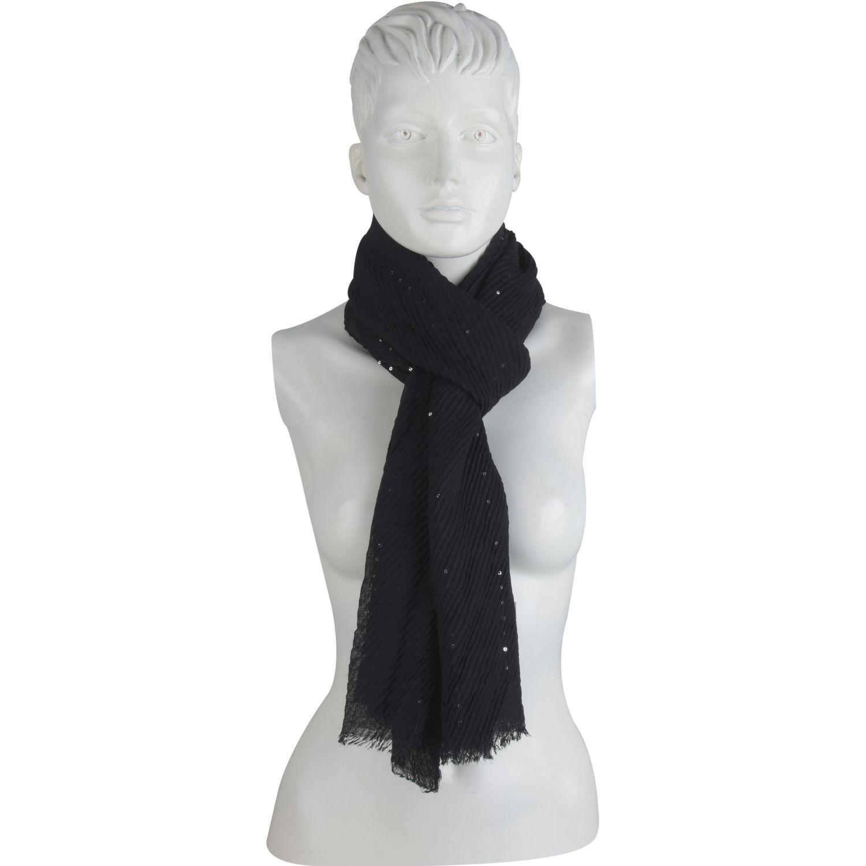 Platanitos 1022034 Negro Bufandas Fashion