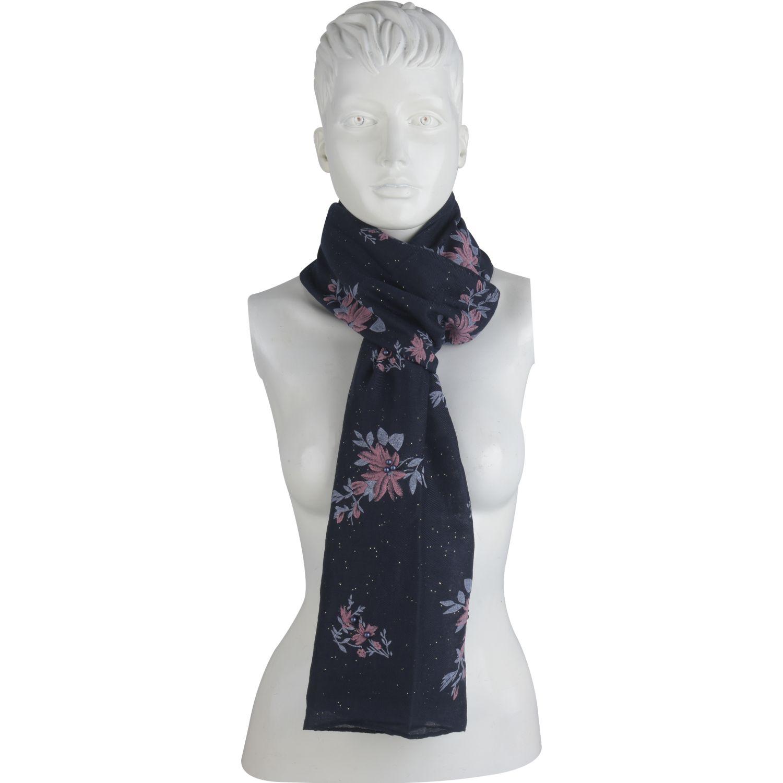 Platanitos 1022017 Azul Bufandas de moda