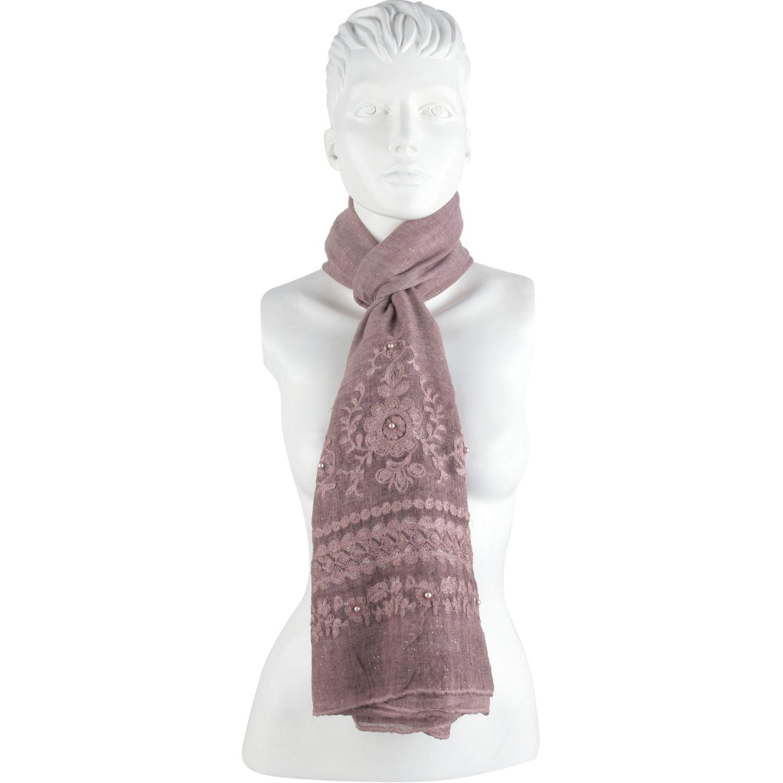 Platanitos 1022024 Rosado Bufandas de moda