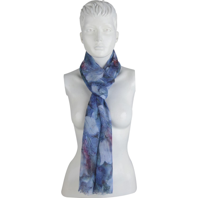 Platanitos 1022004 Azul Bufandas Fashion