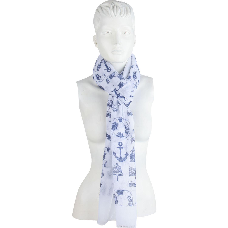 Platanitos 1022055 Blanco Bufandas Fashion