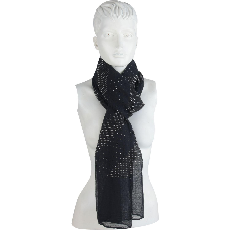Platanitos 1022052 Negro Bufandas de moda