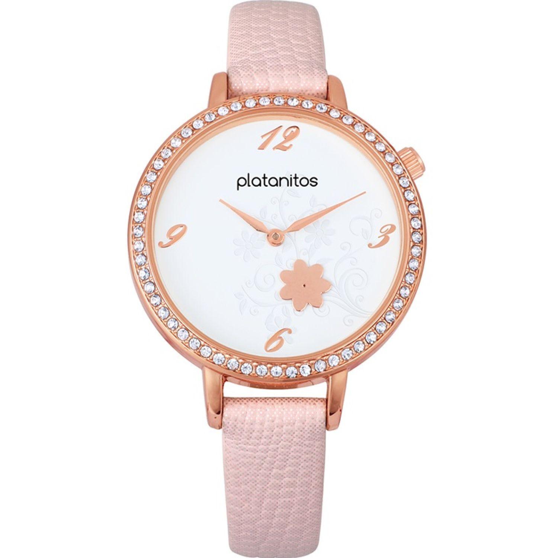 Platanitos W40514 Rosado Relojes de pulsera