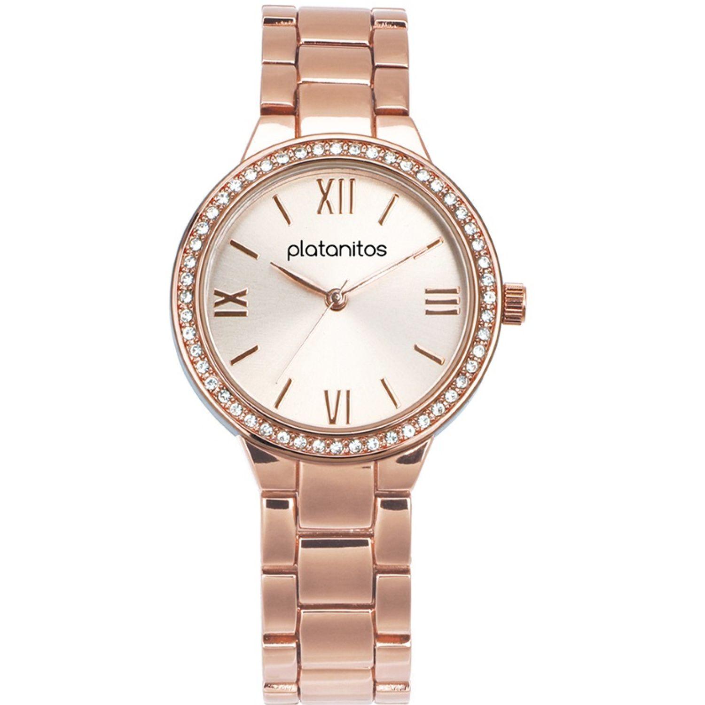 Platanitos W40321 Rose gold Relojes de pulsera