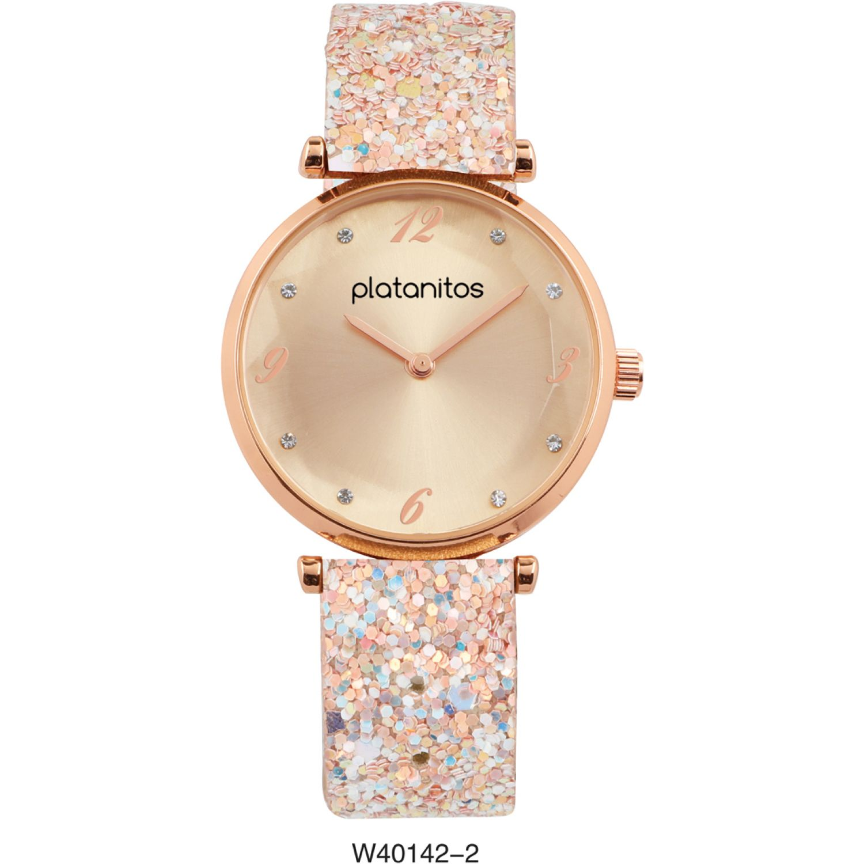 Platanitos W40142 Rose gold Relojes de pulsera