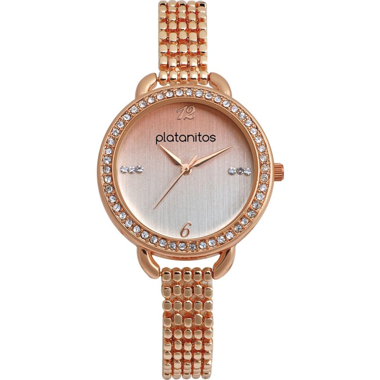 Platanitos W40337 Rose gold Relojes de pulsera
