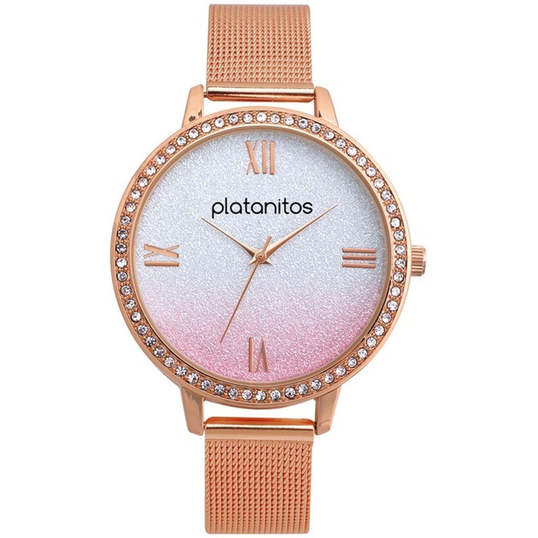 Platanitos W40151 Rose gold Relojes de pulsera