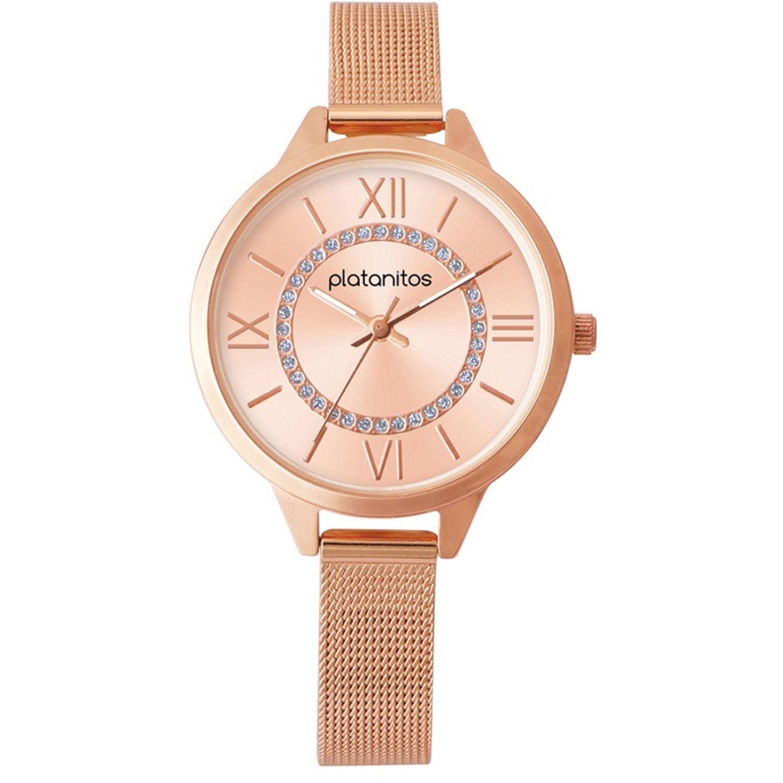Platanitos W40329 Rose gold Relojes de pulsera
