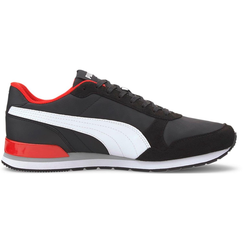 Puma st runner v2 nl Negro / rojo Walking