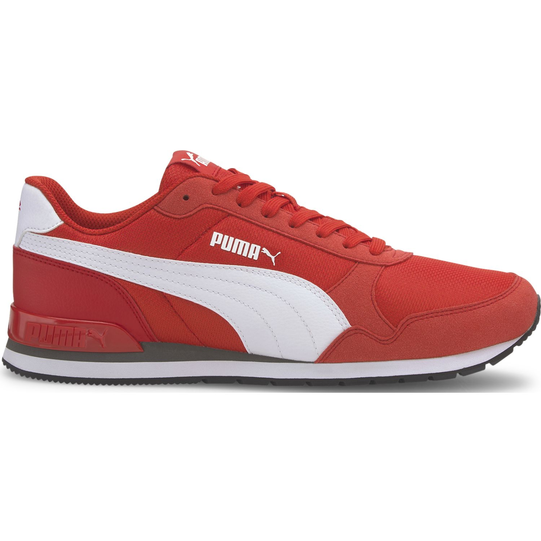 Puma st runner v2 mesh Rojo / blanco Walking