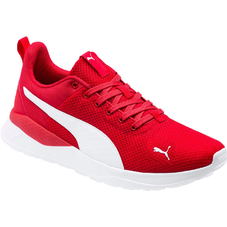 Puma anzarun lite Rojo / blanco Running en pista