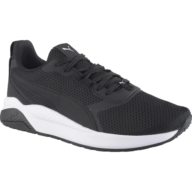 Puma anzarun fs Negro / blanco Running en pista