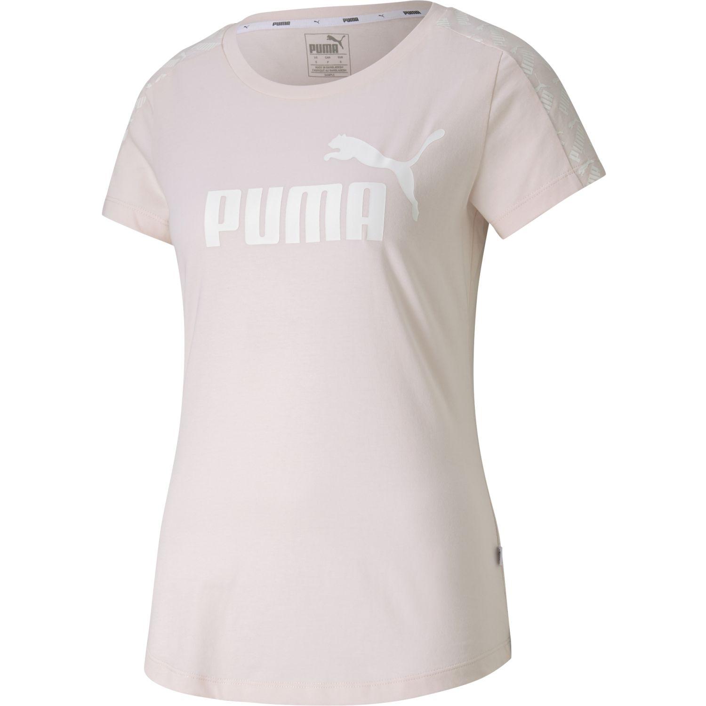 Puma Amplified Tee Melón Polos