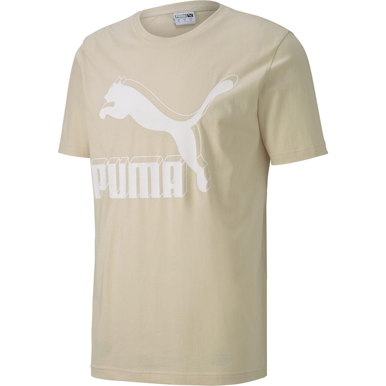 Puma Classics Logo Tee Melón Camisetas y polos deportivos