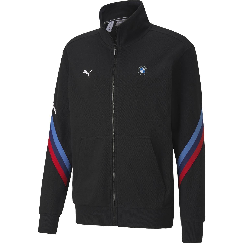Puma bmw mms life sweat jacket Negro Casacas de Atletismo