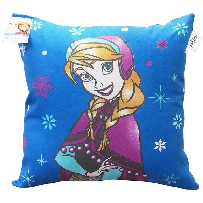 Frozen cojin 40 x 40 cm nieve anna Celeste Piso almohadas y cojines