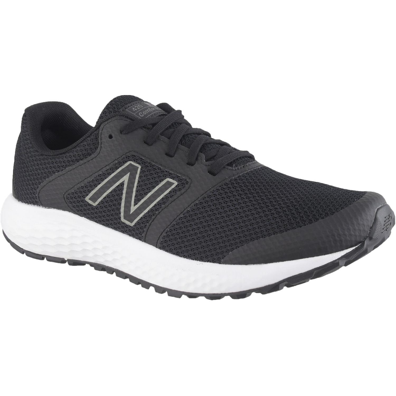 New Balance 420 Negro / blanco Trail Running