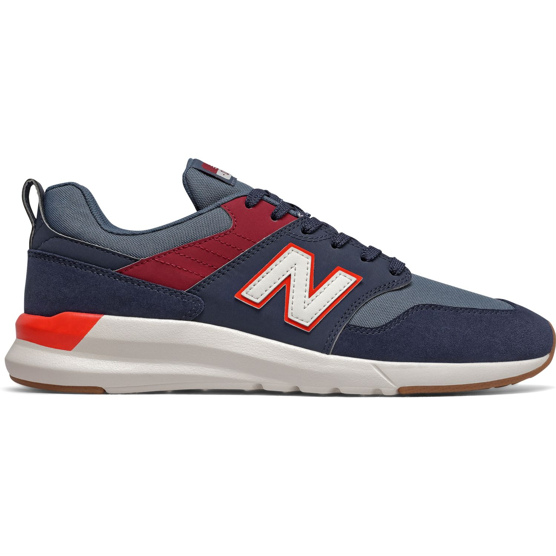 New Balance 009 Azul / rojo Walking
