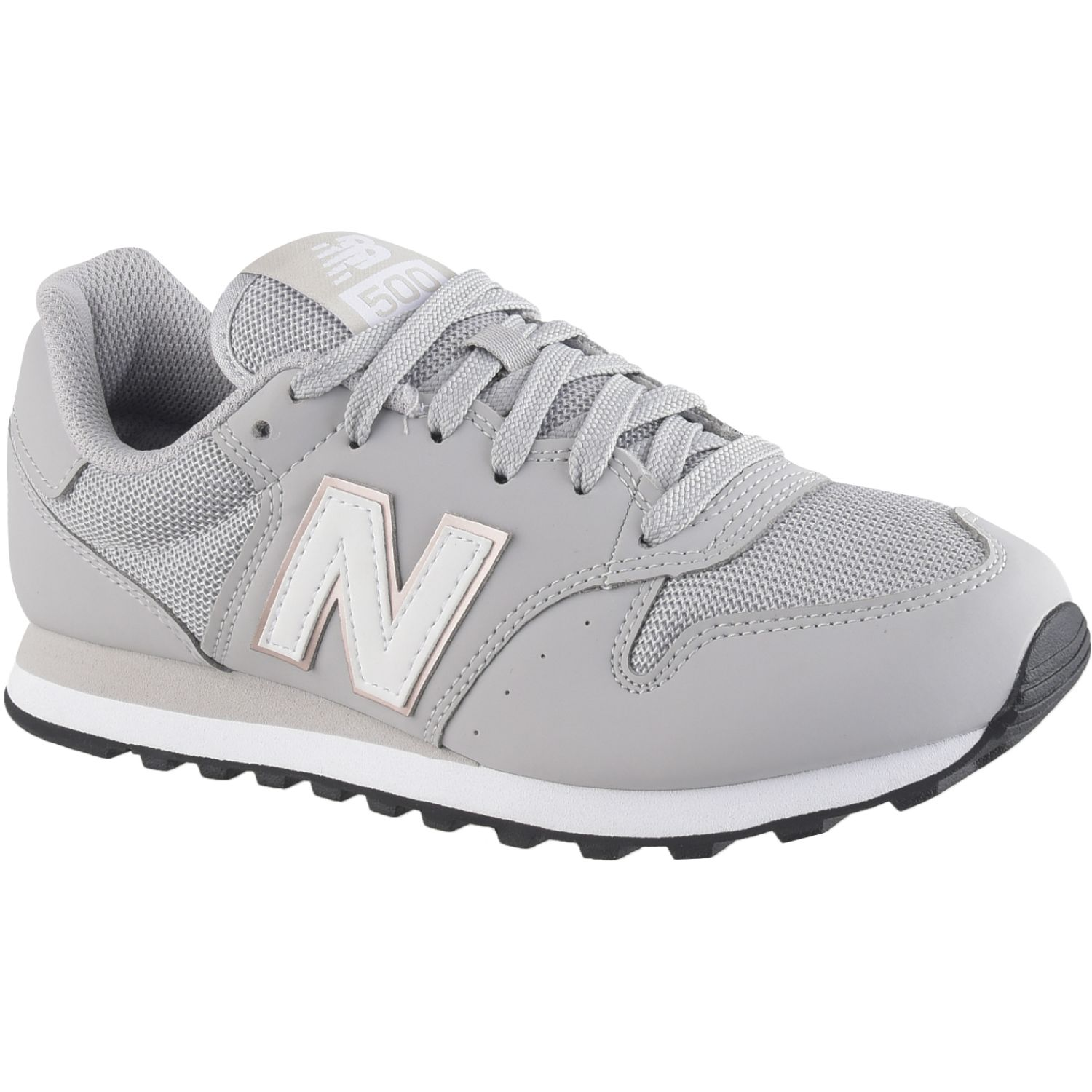 New Balance 500 Gris / blanco Walking