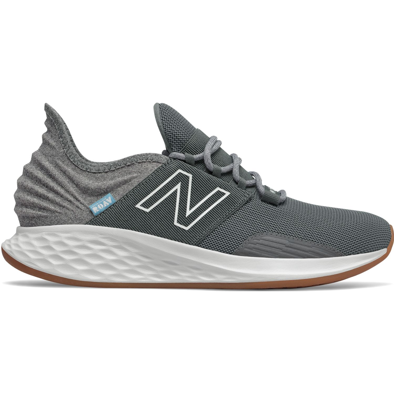 New Balance roav Gris / blanco Trail Running
