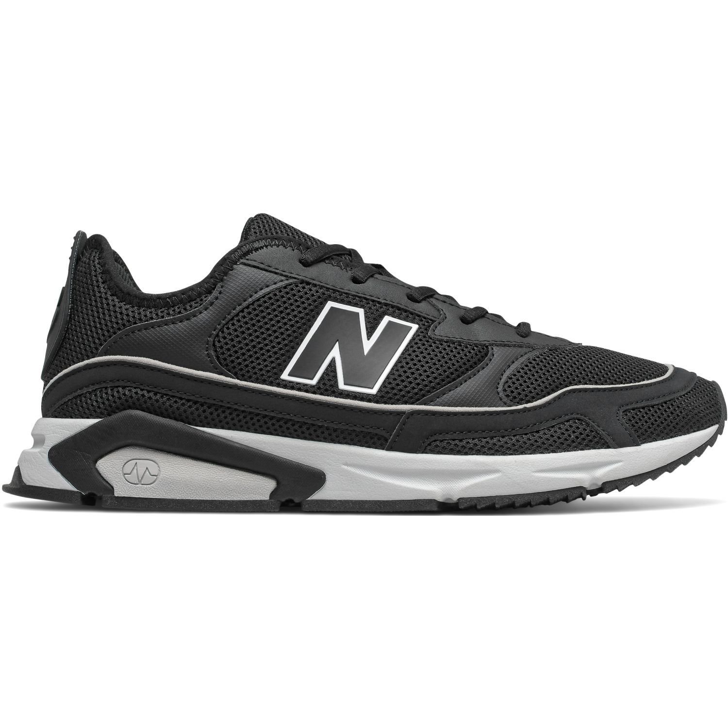 New Balance xracer Negro / blanco Walking