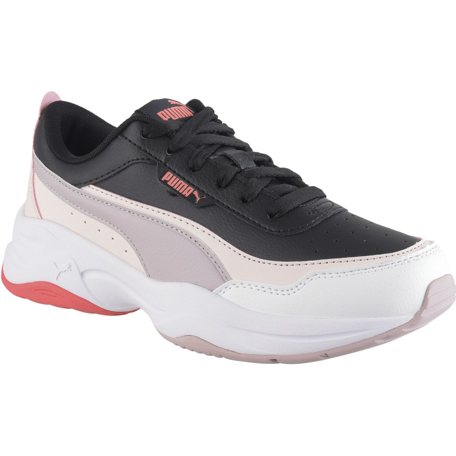 Puma cilia mode Negro / rosado Walking